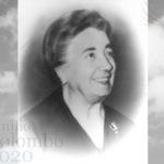 Ritratto di Rosa Silvia Elvira Tordela, mamma di Emilio Colombo