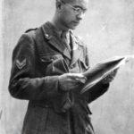 Emilio Colombo a Ravenna, nei mesi del servizio militare
