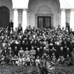 """Emilio Colombo al """"Congresso di Tradate"""", ottobre 1947 (G. Bazzocchi)"""