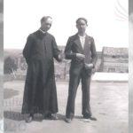 Emilio Colombo in gioventù