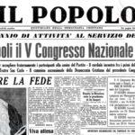 Il Popolo, sabato 26 giugno 1954