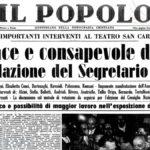 Il Popolo, martedì 29 giugno 1954