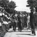 Corpo Forestale dello Stato, IV Festa Naz. della Montagna, Abbadia San Salvatore, 10/07/1955