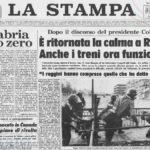 La Stampa, 18 ottobre 1970