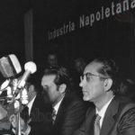 Colombo inaugura lo stabilimento ALFASUD, Pomigliano d'Arco, 30 ottobre 1971 (Myrafoto)
