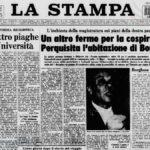 La Stampa, 21 marzo 1971