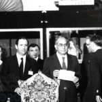 Emilio Colombo al Consiglio Europeo, Venezia, 12-13 giugno 1980 (Cameraphoto)