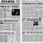 La Stampa, 23 gennaio 1993