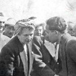 Emilio Colombo incontra gli elettori
