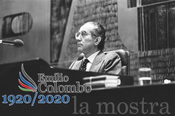 Emilio Colombo – la mostra