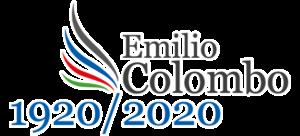 logo centenario Emilio Colombo