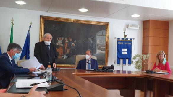 Conferenza stampa della 49esima edizione del Premio Letterario Basilicata